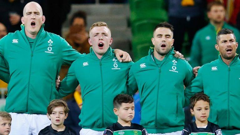 "Australian rugby writer identifies Ireland's two ""peerless"" stars after series victory"