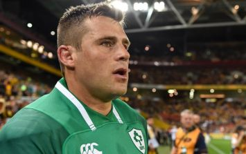 One CJ Stander moment that proves it would be foolish to ever write him off