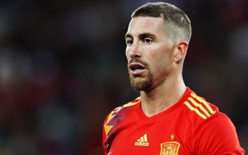 Sergio Ramos set to miss out as Spain's five penalty-takers leaked
