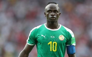 Senegal put out of World Cup by harshest clause ever