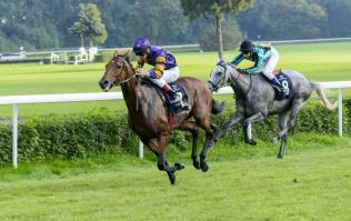 Enjoy three days of racing, music and sun at the Curragh Racecourse this weekend