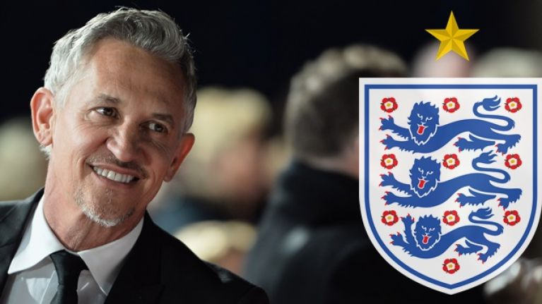 Gary Lineker is in little doubt about which side of the draw he'd prefer England to be on