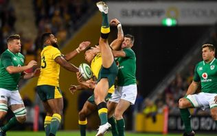 Israel Folau's wife appeals to World Rugby to examine Rob Kearney tackle