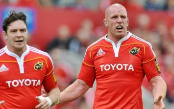 David Wallace on the dressing room meetings that drove Munster to great deeds
