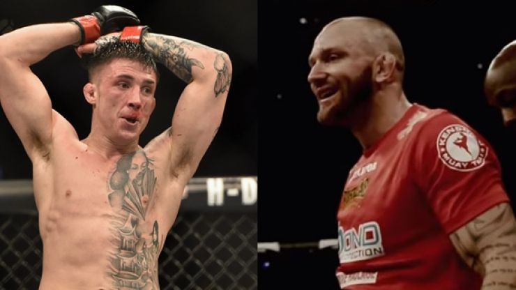 Norman Parke verbally accepts offer to exact revenge for teammate's title defeat