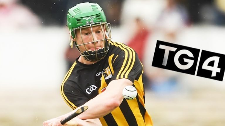TG4 make inspired decision for tonight's feast of under-21 action