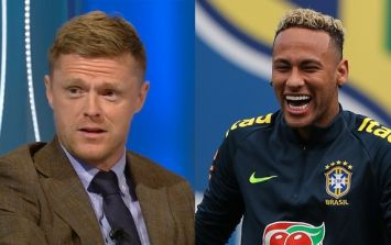 Damien Duff's prediction about Neymar comes true