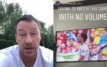 John Terry strongly rejects claims that he criticised BBC commentator Vicki Sparks