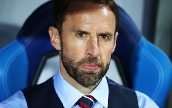 Everyone is poking fun at Gareth Southgate after confirmation of unexpected injury