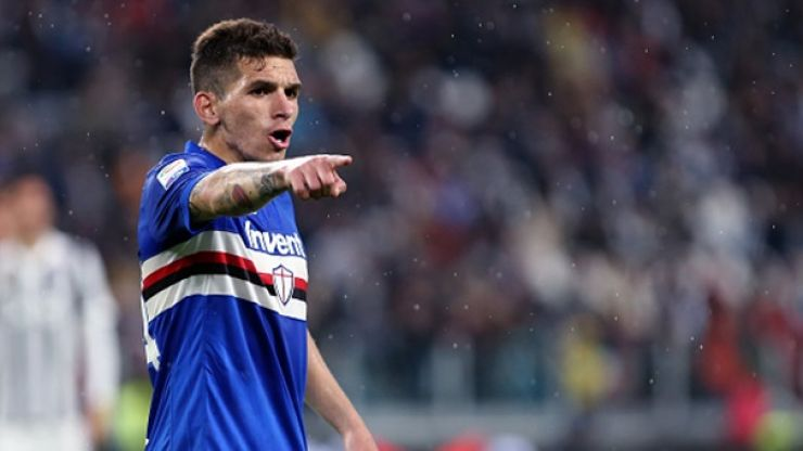 4230ddab00a Sampdoria chief confirms Arsenal have secured €30m deal for Uruguayan  midfielder