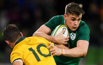 Joe Schmidt explains why Garry Ringrose and Andrew Conway will miss final Test