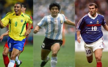 Our 11 favourite characters from World Cups past