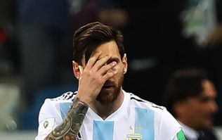 Maradona urges Lionel Messi to retire from international football