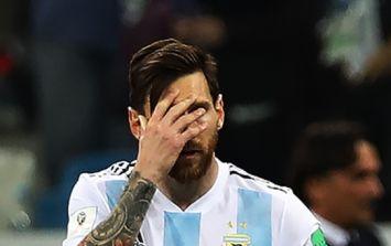Maradona urges Lionel Messi to retire from international football