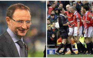 Martin O'Neill slags Roy Keane for going after referees as a player