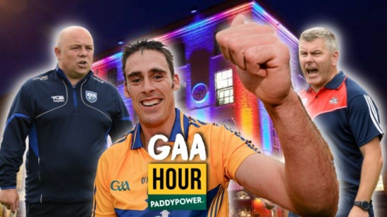 The GAA Hour is coming to Cork for a Munster Hurling Final preview