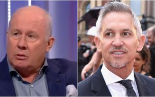 Liam Brady takes epic cut at England and Gary Lineker