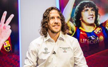 Carles Puyol's long hair costs him World Cup pundit gig