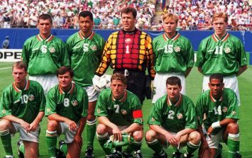 Roy Keane shares brilliant story about Ireland's team hotel USA 94