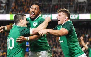 Ireland set for impressive world rankings boost on Monday