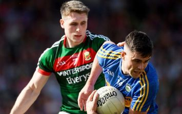 Mayo decision with Paddy Durcan nearly costs them and it can't be the best solution