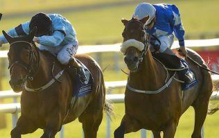 Three-horse each way accumulator for Saturday's Curragh racing