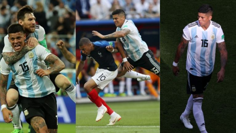 Two moments that summed up Man United's most divisive player at the World Cup