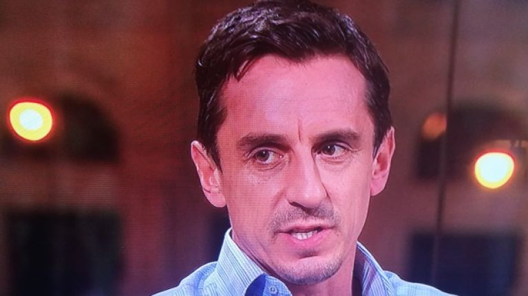 Gary Neville bluntly reveals what he thinks of Man United defender after World Cup exit