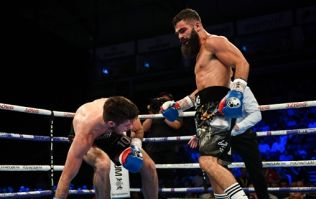 Four years after controversial disqualification, Jono Carroll definitively finishes Declan Geraghty