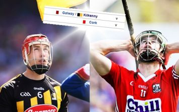 What All-Ireland hurling semi-finals look like now as preliminaries go to script