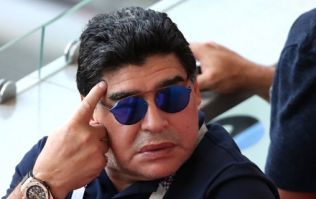 Fifa react strongly to Diego Maradona's England rant