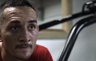 Max Holloway did not look very well in last interview before withdrawal