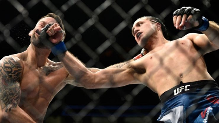 Bonkers interim title fight reportedly being considered to save UFC 226's co-main event