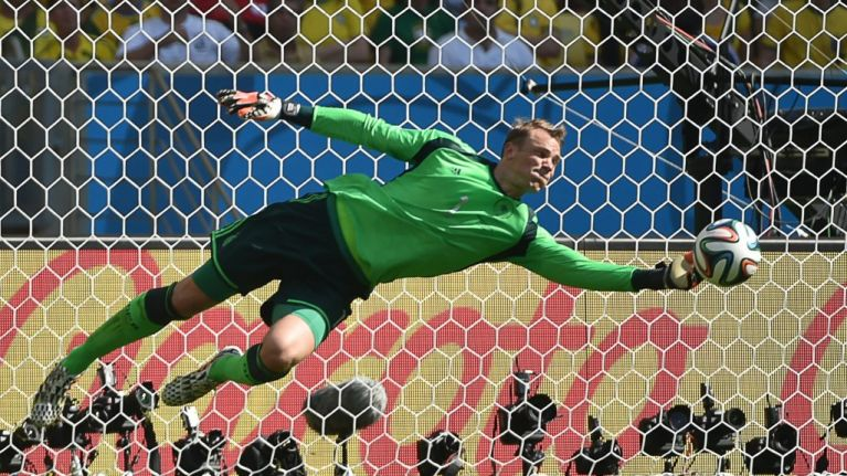 QUIZ: Can you name these goalkeepers from the last World Cup?