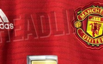Manchester United's 2018/19 kit has been leaked and it has stripes on it