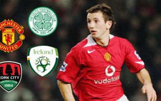 Football legends unite to play game in honour of Liam Miller