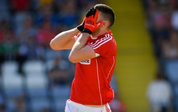 Why Luke Connolly is wearing black socks against Tyrone
