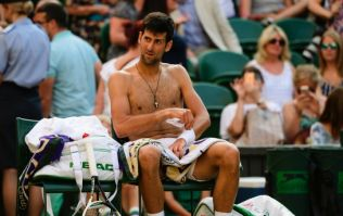 Novak Djokovic has a go at Wimbledon crowd after beating British No.1 Kyle Edmund