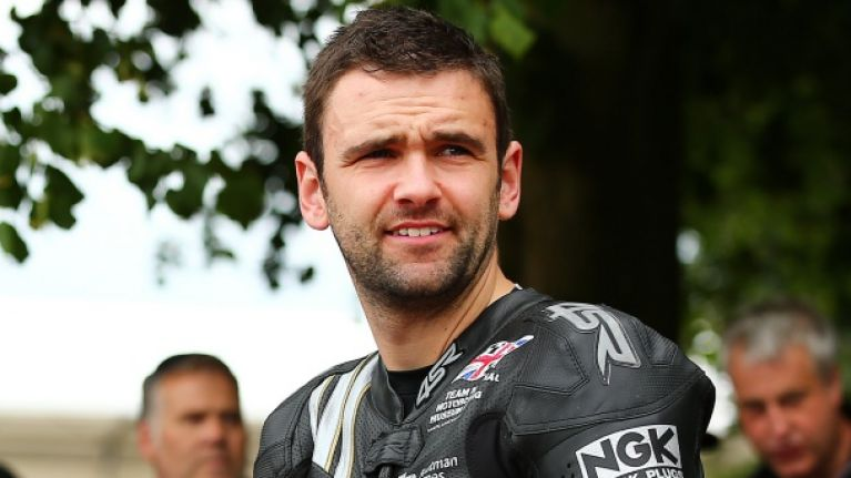 Irish sport unites in tribute to William Dunlop following racer's fatal crash at Skerries 100