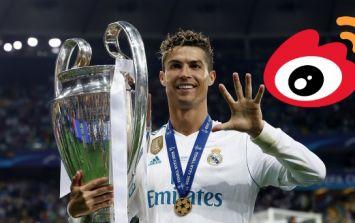 Ronaldo Juventus move seemingly confirmed after social media mishap
