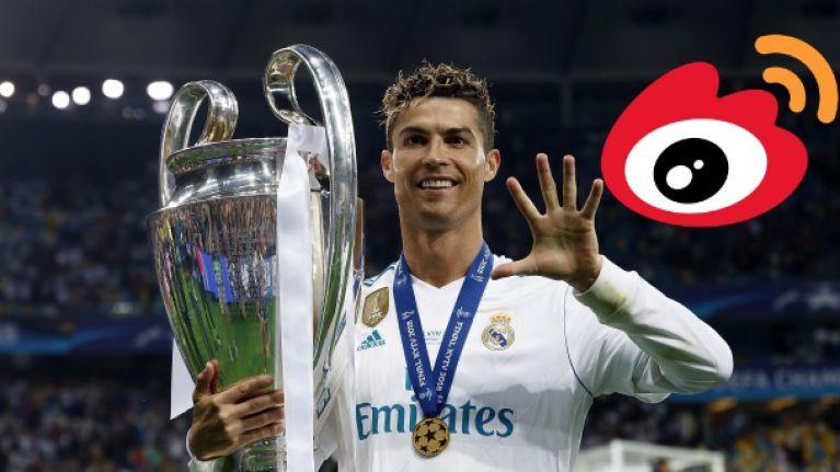 916251cc9 Ronaldo Juventus move seemingly confirmed after social media mishap ...