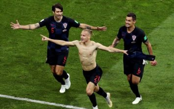 Croatia defender investigated by FIFA following World Cup win over hosts Russia