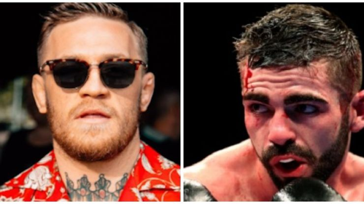 Irish boxer fires back at Conor McGregor after his poem backfires