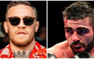 Irish boxer fires back at Conor McGregor after his poem backfires