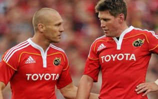 Former Munster star Paul Warwick on the message from Galway that changed his life