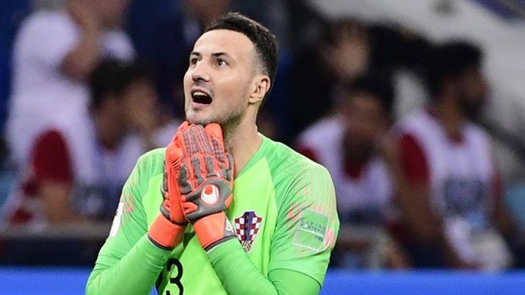Croatia goalkeeper Danijel Subasic willing to risk stupid ...