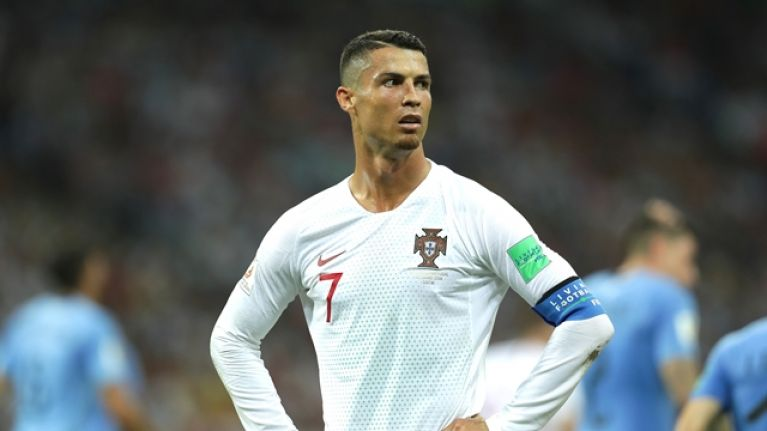 345092259d1 Cristiano Ronaldo s post-match comments were the epitome of class ...