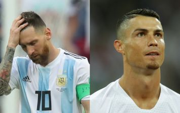 Rio Ferdinand drops truth bomb about Ronaldo and Messi after their World Cup exits