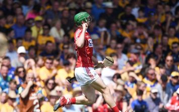 The biggest leader in hurling turns it on again when it mattered most for Cork