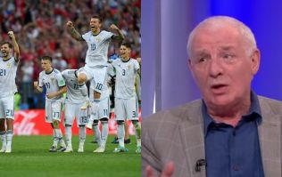 Eamon Dunphy's comments about Russia will divide football fans